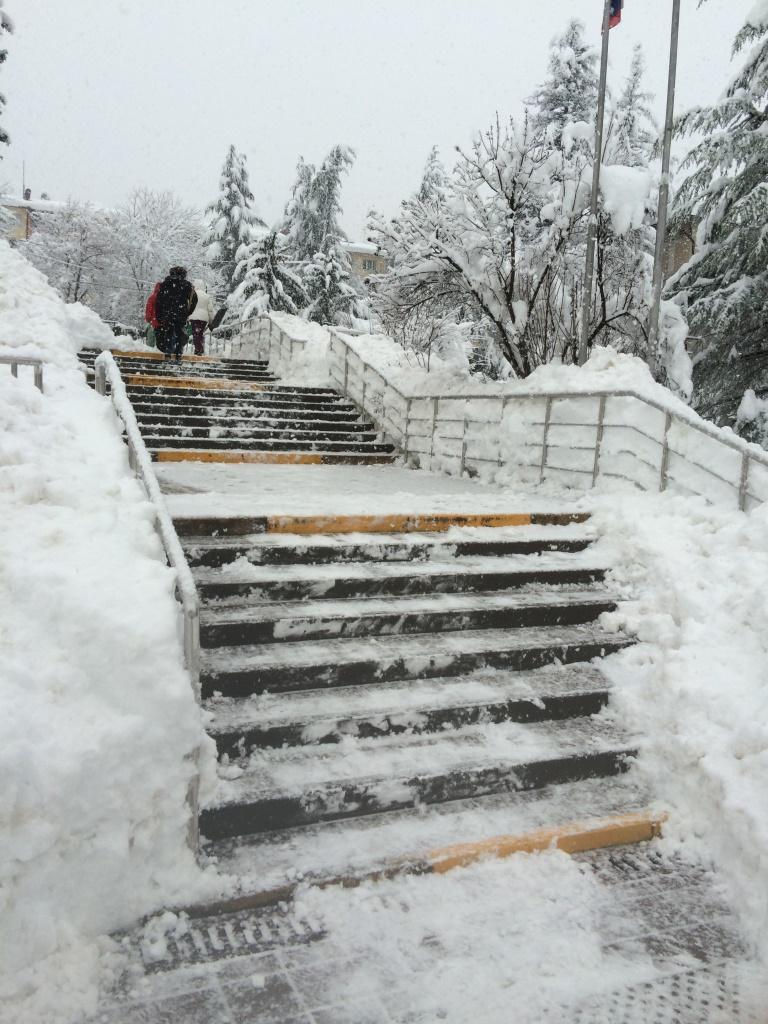 Гост по уборке дорог от снега
