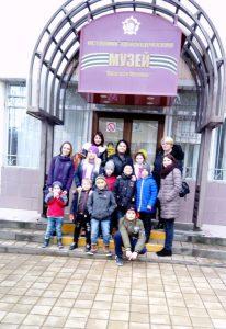Гости в музее_Гимназия 8