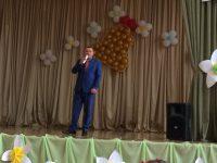 Приветственное слово и поздравления от Главы Краснополянского поселкового округа Кокорева Валерия Викторовича
