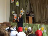 Приветственное слово и поздравления от депутата Городского Собрания г. Сочи Гергишан Константина Васильевича